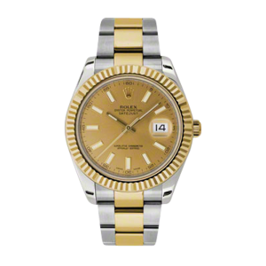 Datejust 41 Gold & Steel