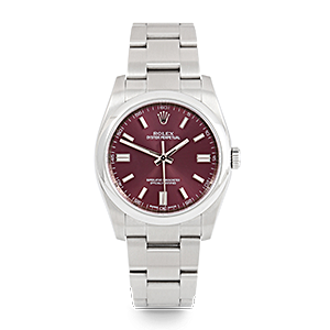 Oyster Perpetual 39  NoDate