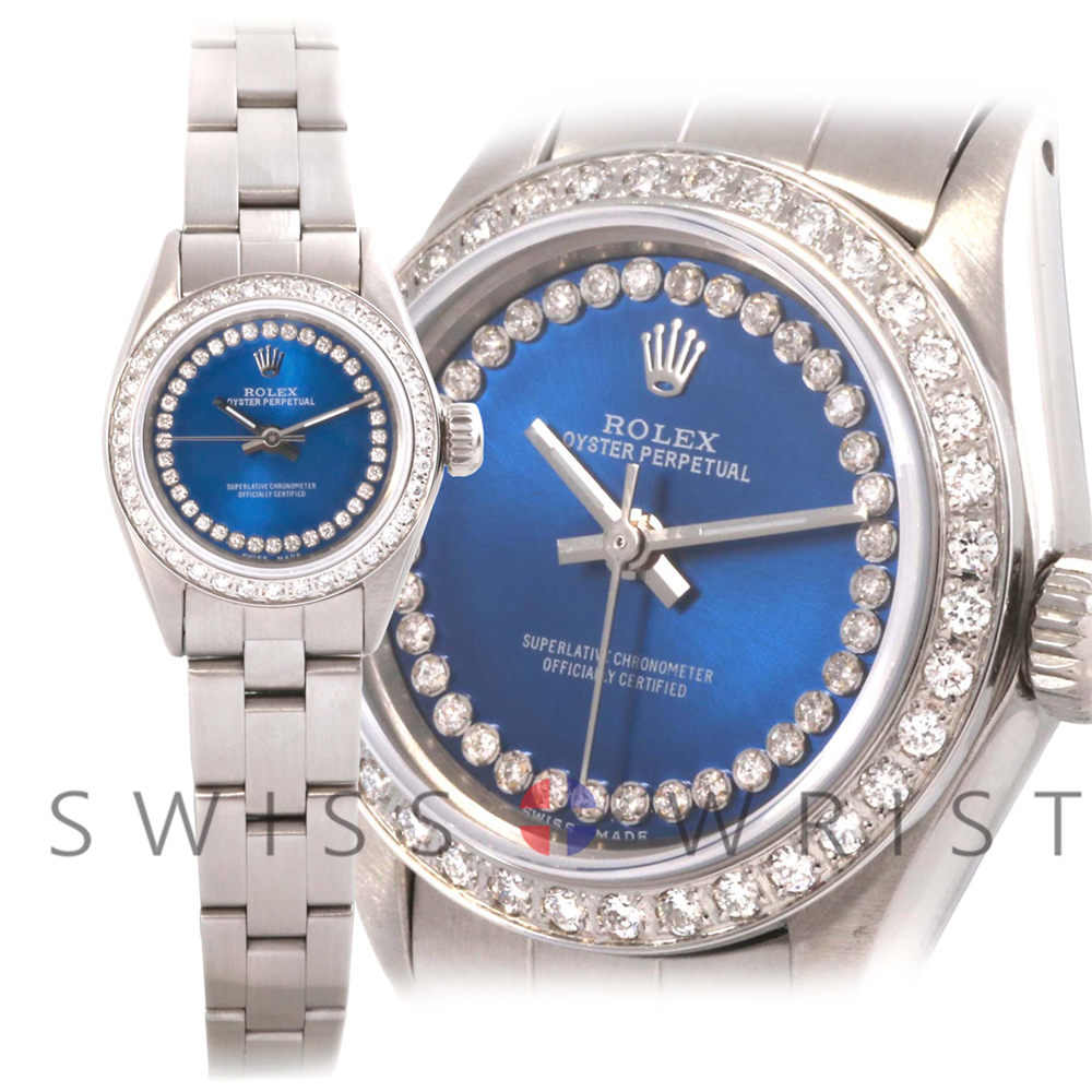 SS Oyster Perpetual No Date