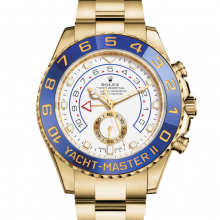 Rolex Yacht-Master II 116688  18K Yellow Gold 44mm Case, New Style Yellow Gold Hands -UNUSED