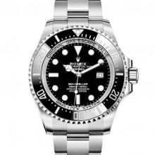 Rolex 126660 Deepsea Sea Dweller Stainless Steel 44mm Case	- Cerachrom / Ceramic Bezel - Oyster Bracelet - UNUSED