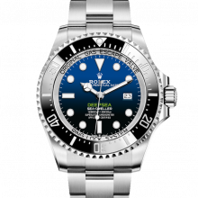 Rolex 126660 Deepsea Sea Dweller Stainless Steel 40mm, D-Blue Dial - Cerachrom / Ceramic Bezel - Oyster Bracelet - UNUSED