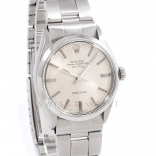 Rolex Airking 5500 Stainless Steel 34mm Case, with Smooth Bezel on an Oyster Bracelet - Pre-Owned