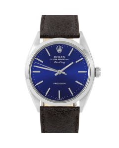 Rolex Air King 34 mm Stainless Steel airking-2444A
