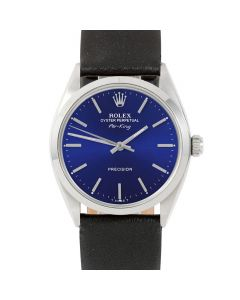 Rolex Air King 34 mm Stainless Steel airking-24441