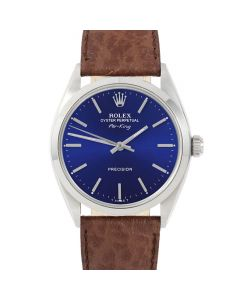 Rolex Air King 34 mm Stainless Steel airking-2444B