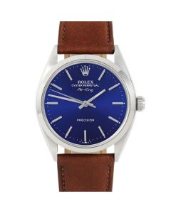 Rolex Air King 34 mm Stainless Steel airking-2444C