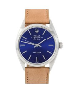 Rolex Air King 34 mm Stainless Steel airking-2444F