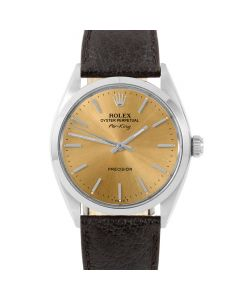 Rolex Air King 34 mm Stainless Steel airking-C444A