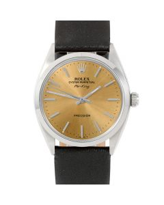 Rolex Air King 34 mm Stainless Steel airking-C4441