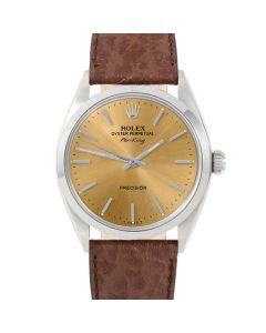 Rolex Air King 34 mm Stainless Steel airking-C444B