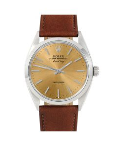 Rolex Air King 34 mm Stainless Steel airking-C444C