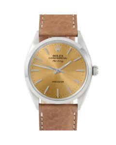 Rolex Air King 34 mm Stainless Steel airking-C444E