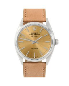 Rolex Air King 34 mm Stainless Steel airking-C444F