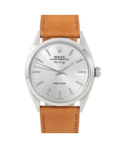 Rolex Air King 34 mm Stainless Steel airking-8444D