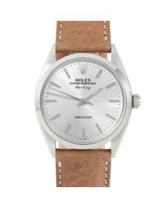 Rolex Air King 34 mm Stainless Steel airking-8444E