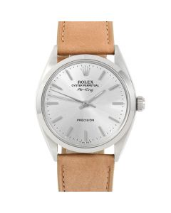 Rolex Air King 34 mm Stainless Steel airking-8444F