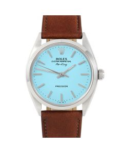 Rolex Air King 34 mm Stainless Steel airking-T444C