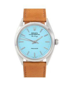 Rolex Air King 34 mm Stainless Steel airking-T444D