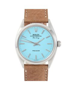 Rolex Air King 34 mm Stainless Steel airking-T444E