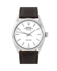 Rolex Air King 34 mm Stainless Steel airking-9444A