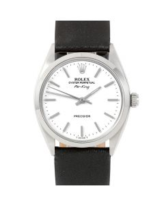 Rolex Air King 34 mm Stainless Steel airking-94441