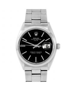 Rolex Date 34 mm Stainless Steel 1500-SS-1441