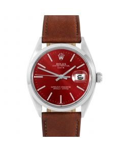 Rolex Date 34 mm Stainless Steel 1500-SS-R444C