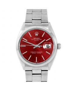 Rolex Date 34 mm Stainless Steel 1500-SS-R441