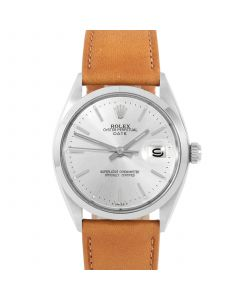 Rolex Date 34 mm Stainless Steel 1500-SS-8444D
