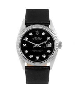Rolex Datejust 36 mm Stainless Steel 1601-SS-12341-CD