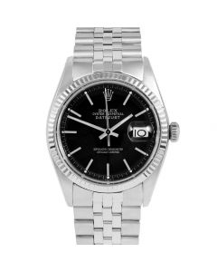 Rolex Datejust 36 mm Stainless Steel 1601-SS-1432