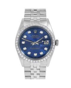 Rolex Datejust 36 mm Stainless Steel 1601-SS-2212-CD