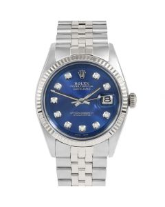Rolex Datejust 36 mm Stainless Steel 1601-SS-2232-CD