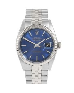 Rolex Datejust 36 mm Stainless Steel 1601-SS-2432