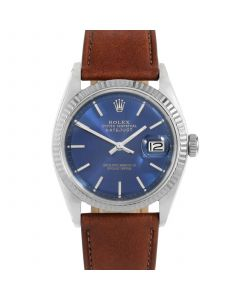 Rolex Datejust 36 mm Stainless Steel 1601-SS-2434C