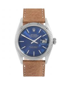 Rolex Datejust 36 mm Stainless Steel 1601-SS-2434E