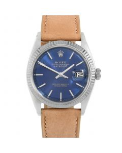 Rolex Datejust 36 mm Stainless Steel 1601-SS-2434F