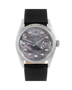 Rolex Datejust 36 mm Stainless Steel 1601-SS-B52341-CD