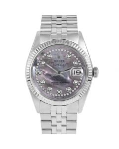 Rolex Datejust 36 mm Stainless Steel 1601-SS-B5532-CD