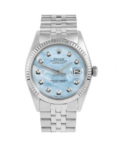 Rolex Datejust 36 mm Stainless Steel 1601-SS-LB5232-CD
