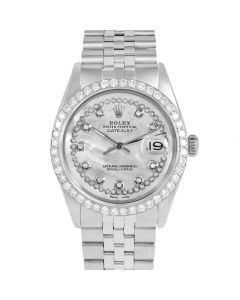 Rolex Datejust 36 mm Stainless Steel 1601-SS-5552-CD