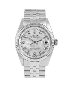 Rolex Datejust 36 mm Stainless Steel 1601-SS-5532-CD