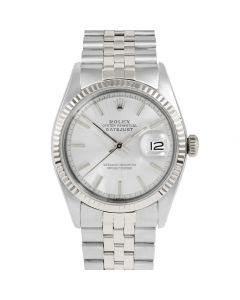 Rolex Datejust 36 mm Stainless Steel 1601-SS-8432