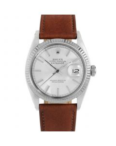Rolex Datejust 36 mm Stainless Steel 1601-SS-8434C
