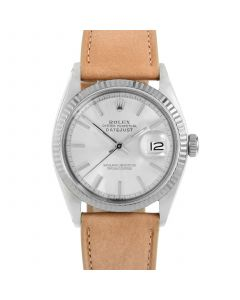 Rolex Datejust 36 mm Stainless Steel 1601-SS-8434F