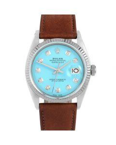 Rolex Datejust 36 mm Stainless Steel 1601-SS-T234C-CD