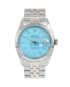 Rolex Datejust 36 mm Stainless Steel 1601-SS-T432