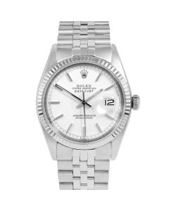 Rolex Datejust 36 mm Stainless Steel 1601-SS-9432