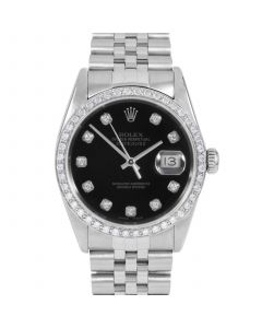 Rolex Datejust 36 mm Stainless Steel 16014-1212-CD